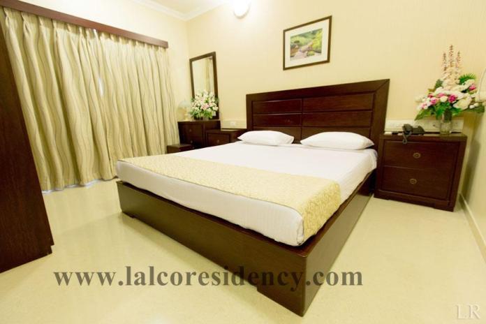 Lalco Residency - Master Bedroom (King)1