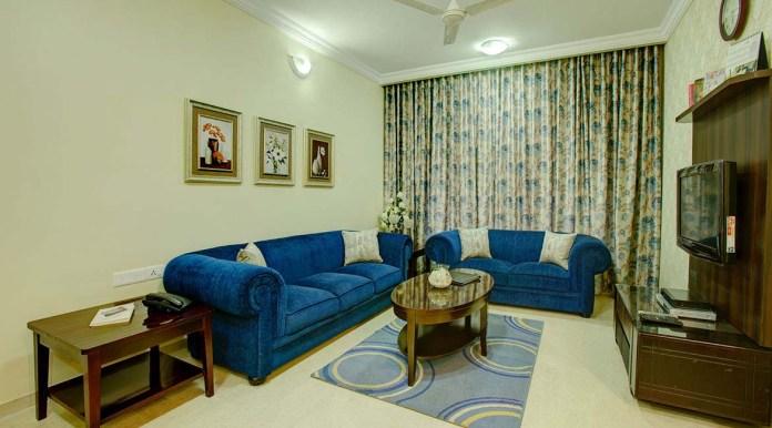 Service Apartments Near Mumbai Airport