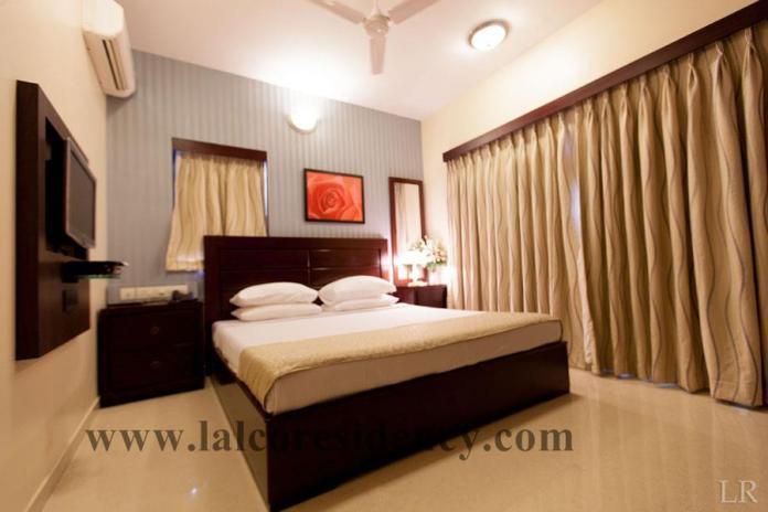 Lalco Residency - Master Bedroom (King) new